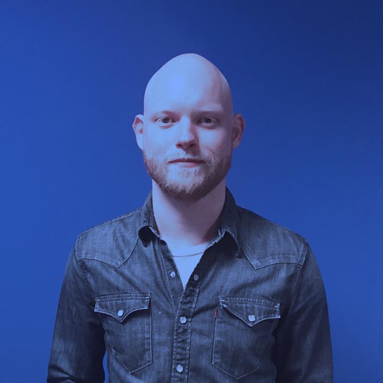 Bart van Dam - UX Designer