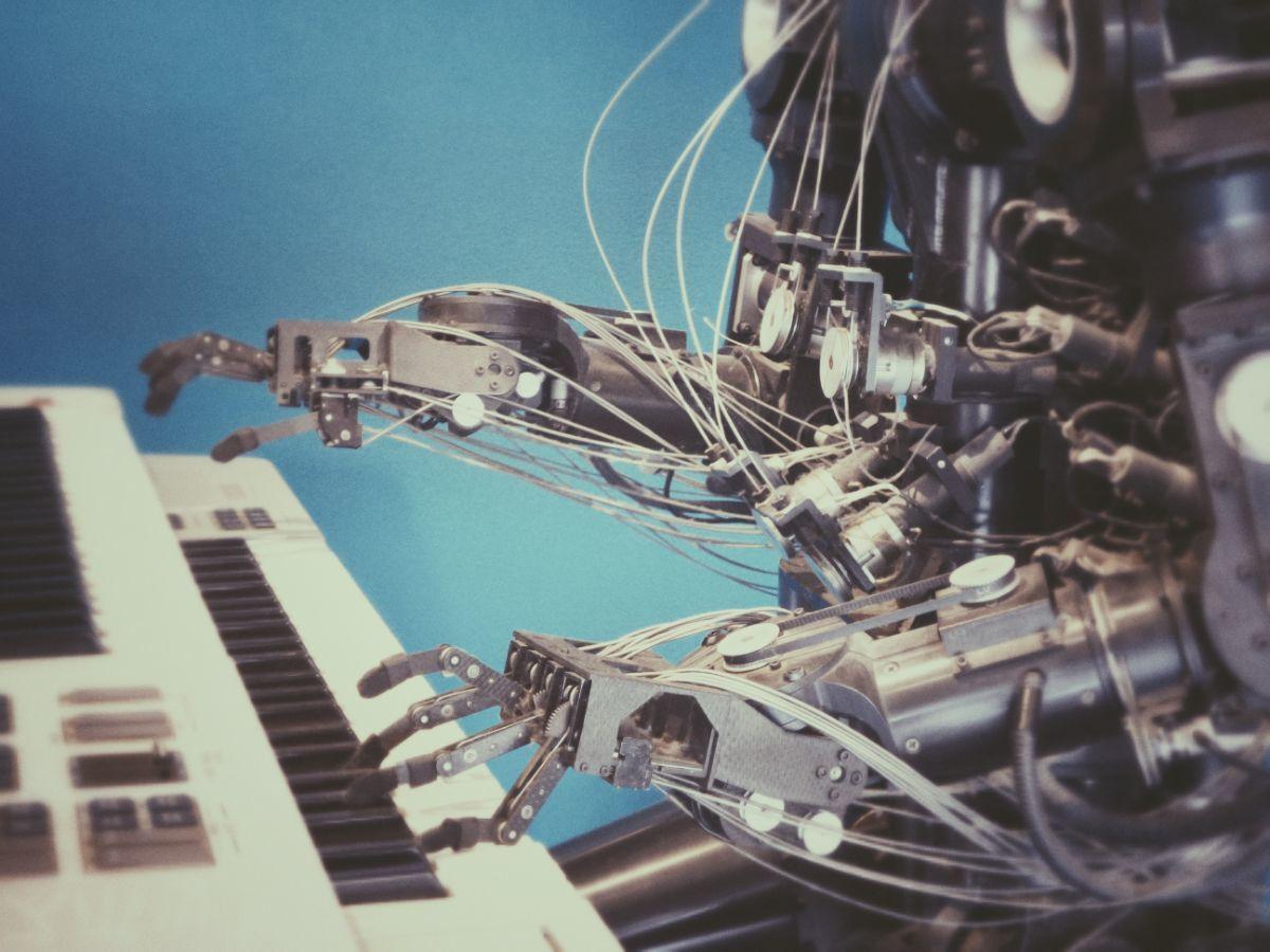 Creatieve kunstmatige itelligentie Get Hooked
