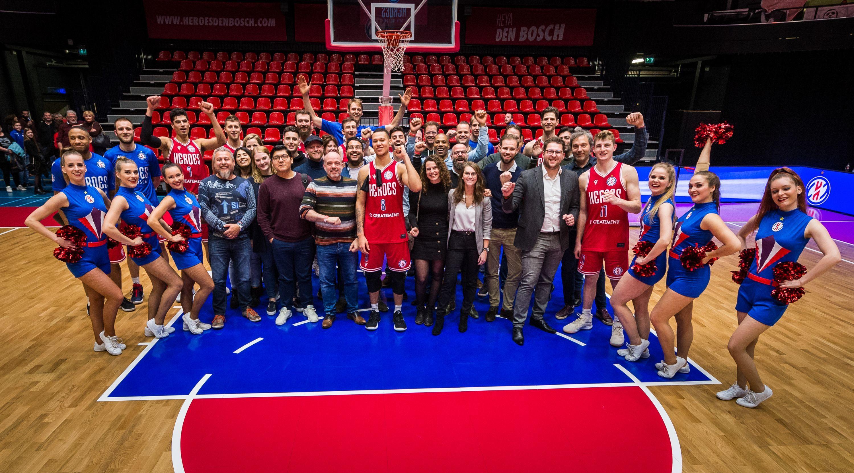 Get Hooked Move4u Heroes Den Bosch Basketball 3000