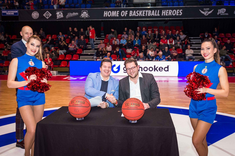 Get Hooked en Heroes Basketball vormen partnerschap 3000