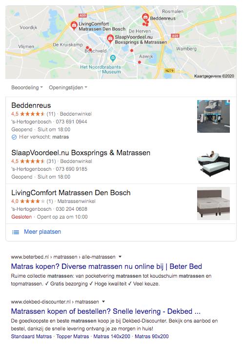 Lokale Google SEO