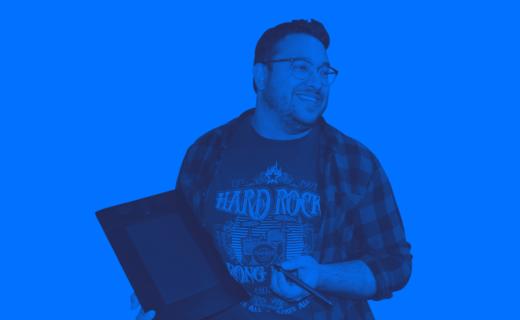 Nerd-alert! Meet UX-Designer Robin!