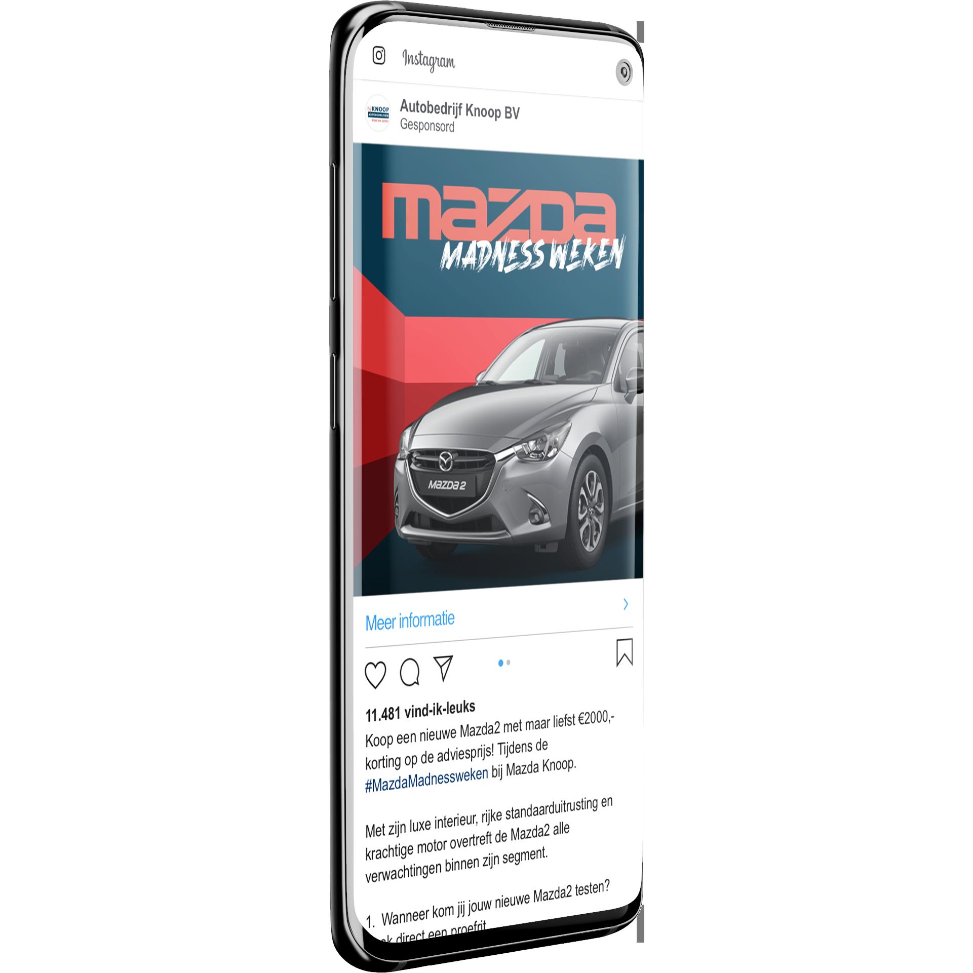 Mazda-dealder Autobedrijf Knoop