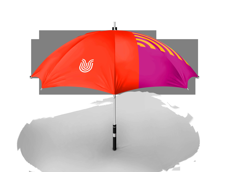 Vdba mockup umbrella